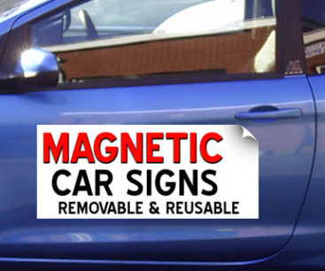 Magnetic Signs in New Orleans, Jefferson, Elmwood, Harahan & Surrounding Areas